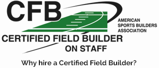 Certified Field Builder on Staff